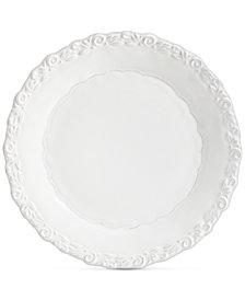 Gibson Madeira Dinner Plate
