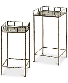 Dymar Side Table (Set Of 2), Quick Ship