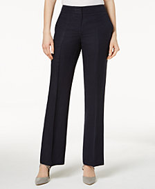 Nine West Flared-Leg Trousers