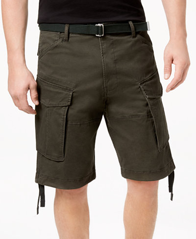G-Star Men's Cargo Shorts, Created for Macy's