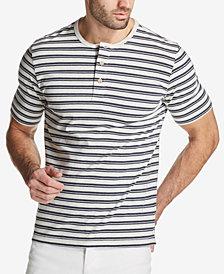 Weatherproof Vintage Men's Stripe Henley