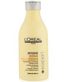 L'OREAL Professional Série Expert Intense Repair Nutrition Shampoo, 8.45-oz., from PUREBEAUTY Salon & Spa
