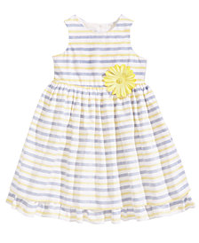 Marmellata Striped Dress, Little Girls