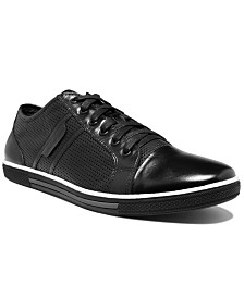 Kenneth Cole New York Down N Up Perforated Sneakers