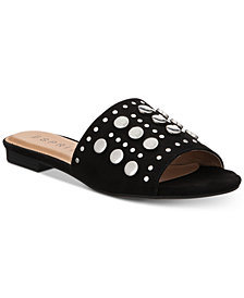 Esprit Kelia Slip-On Flat Sandals
