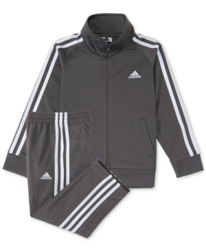 adidas 2-Pc. Three-Stripe...