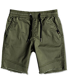 Quiksilver Drawstring Shorts, Little Boys