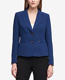 DKNY Two-Button Blazer, Created for Macy's