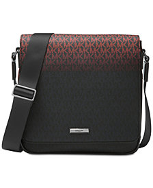 Michael Kors Men's Jet Set Messenger Bag