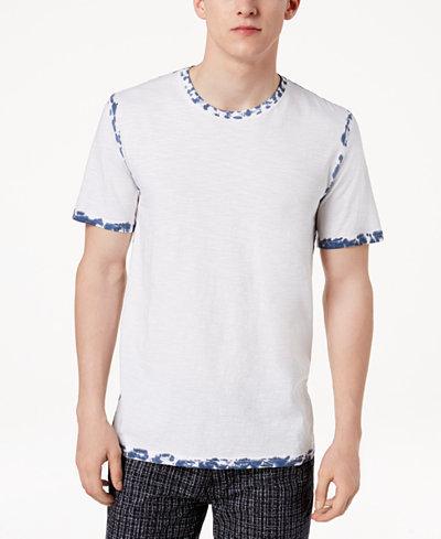 Calvin Klein Jeans Men's Dyed Seams T-Shirt