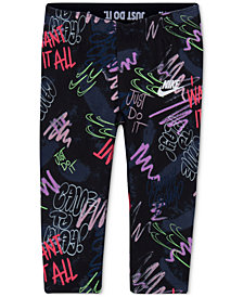 Nike Leg-A-See Fresh Prints Leggings, Little Girls