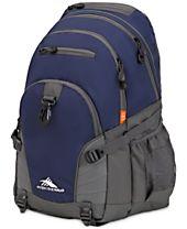 High Sierra Men's Colorblocked Backpack