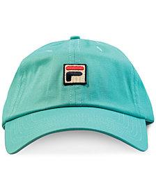 Fila Heritage Cotton Baseball Cap