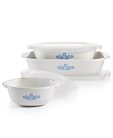 Corningware® Cornflower 6-Pc. Set
