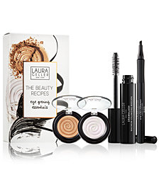 Laura Geller 4-Pc. The Beauty Recipes Eye Opening Essentials Set, Created for Macy's