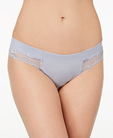 Calvin Klein Sheer Lace Thong QF4559