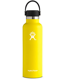 Hydro Flask 21-oz. Standard Mouth Water Bottle with Flex Cap from Eastern Mountain Sports