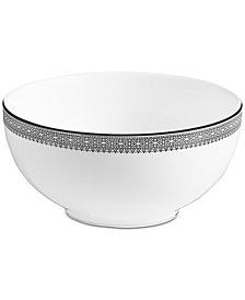 Vera Wang Wedgwood Lace Soup/Cereal Bowl