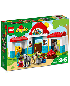 LEGO® Duplo Farm Pony Stable 10868