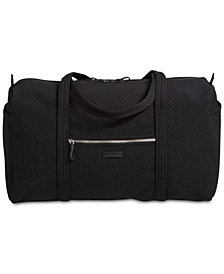 Vera Bradley Quilted Duffle