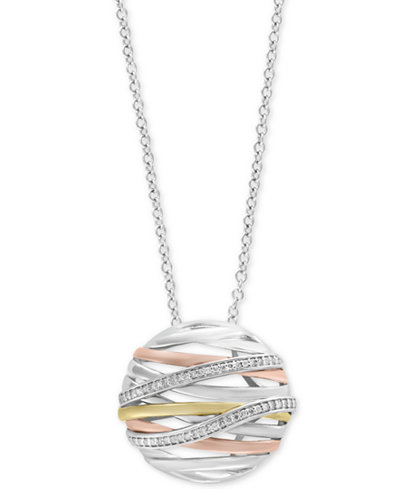 Balissima by EFFY® Diamond Openwork Orb 18