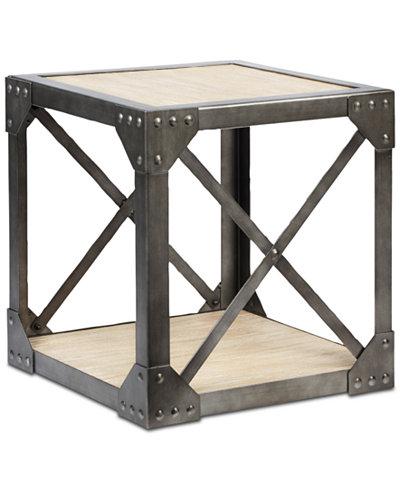 Cirque End Table, Quick Ship