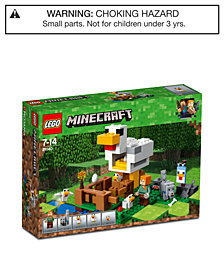 LEGO® Minecraft The Chicken Coop Set 21140
