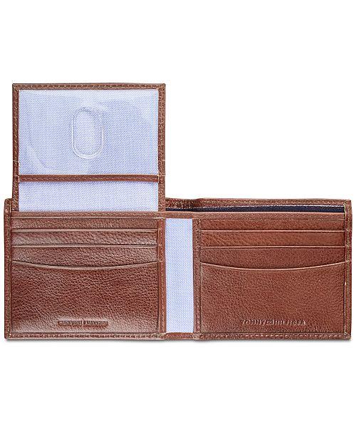 cd362fceebd5 Men's York Leather Billfold Wallet