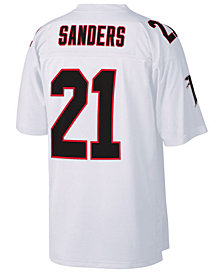 Mitchell & Ness Men's Deion Sanders Atlanta Falcons Replica Throwback Jersey