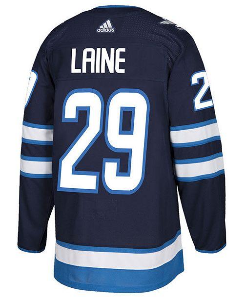 timeless design 4c67f 25739 Men's Patrik Laine Winnipeg Jets adizero Authentic Pro Player Jersey