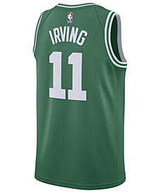 Nike Men's Kyrie Irving Boston Celtics Icon Swingman Jersey