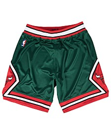 Mitchell & Ness Men's Chicago Bulls Authentic NBA Shorts