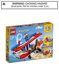 LEGO® Creator Daredevil Stunt Plane 31076