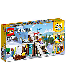 LEGO® Creator Modular Winter Vacation Set 31080