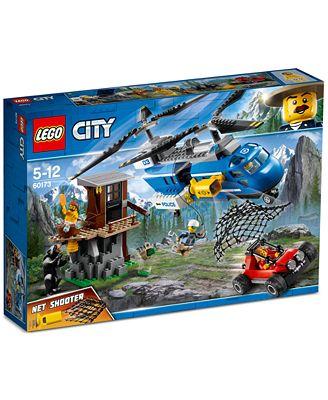 LEGO® City Mountain Arrest Set - Toys & Games - Kids & Baby - Macy's