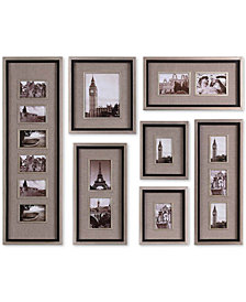 Uttermost Massena 7-Pc. Photo Frame Collage Set
