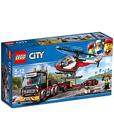 LEGO® City Heavy Cargo Transport 60183
