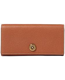 Lauren Ralph Lauren Millbrook Flap Continental Wallet