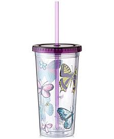Enesco Lolita Butterfly Tumbler