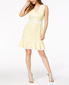 Nanette by Nanette Lepore Sleeveless Bouclé Dress