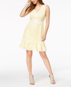 Nanette by Nanette Lepore Sleeveless Boucle Dress 5905369