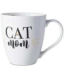 Pfaltzgraff Cat Mom Mug
