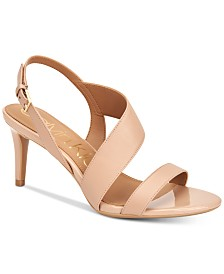 d464d1ef15bd1a Calvin Klein Sandals  Shop Calvin Klein Sandals - Macy s