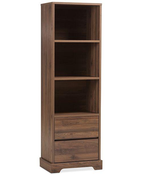 Furniture Burnwood Bookcase