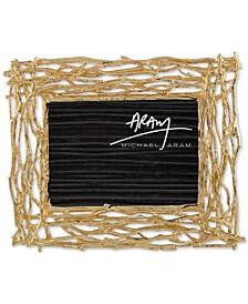 """Twig Gold-Tone 5"""" x 7"""" Frame"""