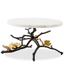 Michael Aram Butterfly Gingko Cake Stand