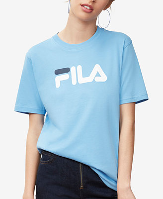 Miss Eagle Cotton T Shirt by Fila