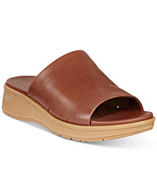 Baretraps Rebecca Slip-On Wedge Sandals