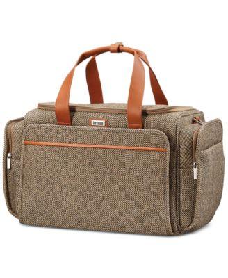 Tweed Legend Travel Duffel Bag