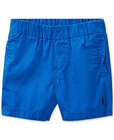 Polo Ralph Lauren Cotton Chino Shorts, Baby Boys